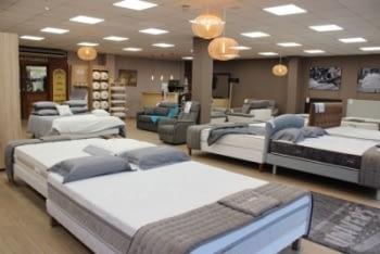 Boutique de linge de lit de qualité