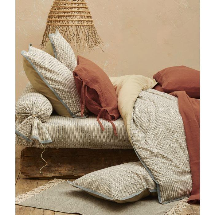Collection linge de lit Sylvie Thiriez été 2020 à Lyon